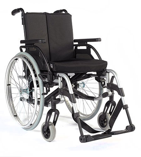 BREEZY Rubix 2 Manual Wheelchair