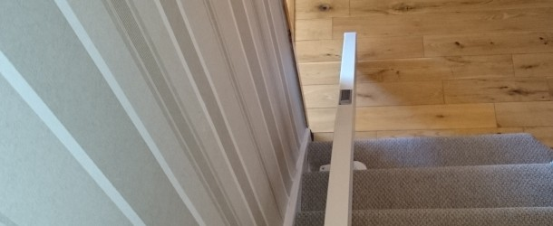 Stairlift Modification