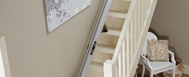 Stairlift Solutions Image of stairlift