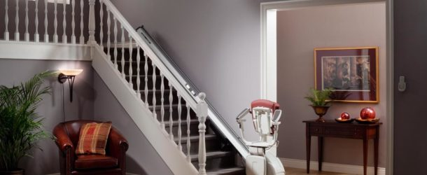 Stairlift Solutions Image of stairs