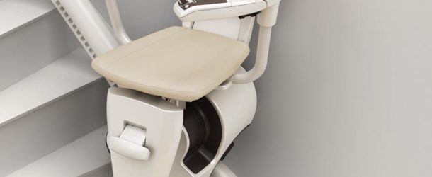 Stairlift Solutions Image of vinyl seat